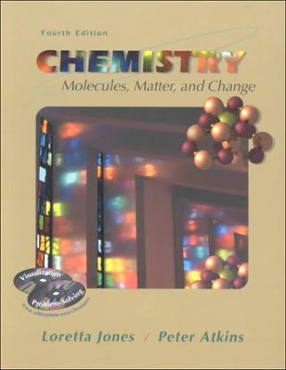 CHEMISTRY Molecules,Matter,and Change