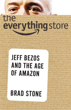The Everything Store (贝索斯和亚马逊传,英文原版)