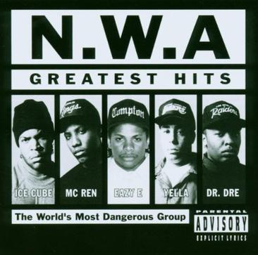 N.W.A. - Greatest Hits