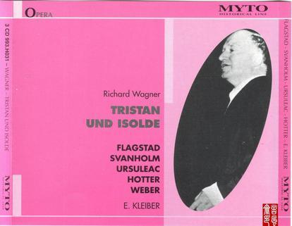 Richard Wagner:TRISTAN UND ISOLDE