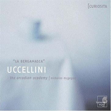 Marco Uccellini - La Bergamasca