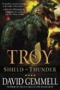 Shield of Thunder (Troy Trilogy, Book 2)
