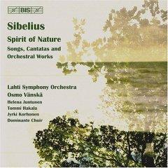 SIBELIUS: Spirit of Nature (Luonnotar)