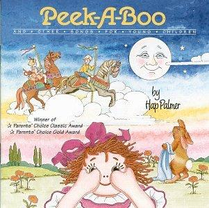 Peek-A-Boo - Songs for Young Children