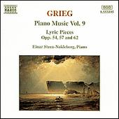 GRIEG: Lyric Pieces, Books 5 - 7, Opp. 54, 57 and 62