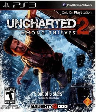 神秘海域2:纵横四海 Uncharted 2: Among Thieves