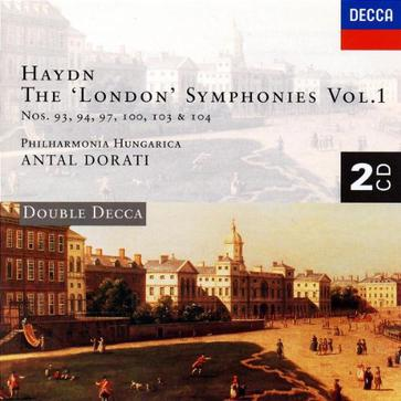 Haydn: The 'London' Symphonies Vol. 1