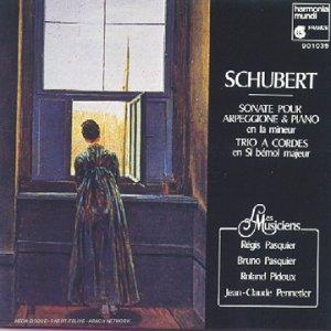 Schubert: STRING TRIOS