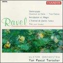 Ravel: Piano Trio in A minor; Introduction & Allegro