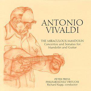 Vivaldi: The Miraculous Mandolin