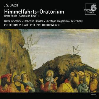 Himmelfahrts-Oratorium (Ascension Oratorio) BWV 11, Cantatas BWV 43 and 44