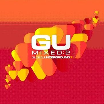 Gu Mixed 2: Unmixed CD DJ Format