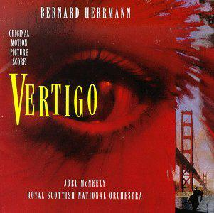 Vertigo: Original Motion Picture Score (1995 Re-recording)
