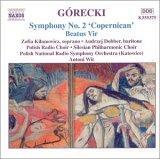 Gorecki - Symphony No. 2; Beatus Vir