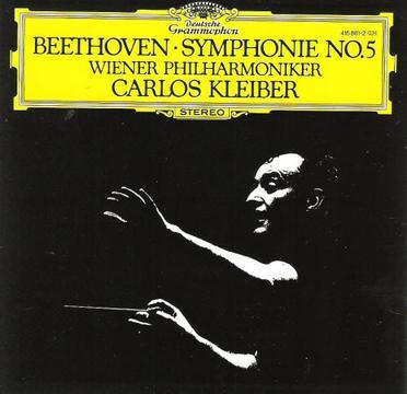 Beethoven - Symphonie No. 5: Wiener Philharmoniker, Carlos Kleiber