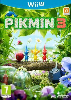 皮克敏3 Pikmin 3