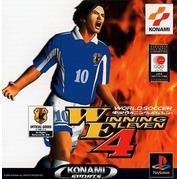 实况足球:胜利十一人4 World Soccer: Winning Eleven 4
