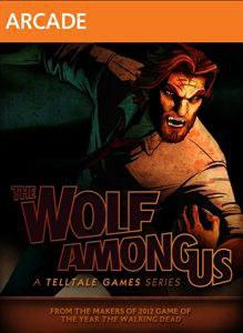 与狼同行 The Wolf Among Us