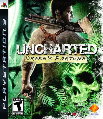 神秘海域:德雷克的宝藏 Uncharted: Drake's Fortune