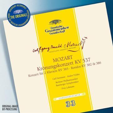 Klavierkonzert 26/Konzert für 2 Klaviere/Rondo