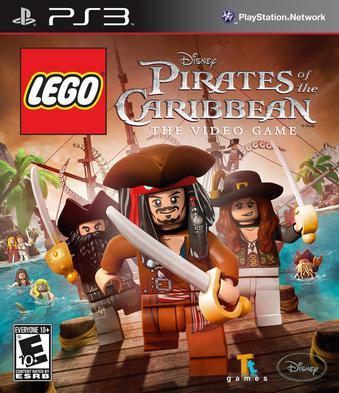 乐高加勒比海盗:电视游戏 Lego Pirates of the Caribbean: The Video Game