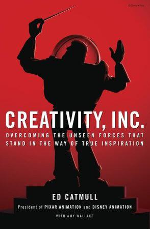 Creativity,Inc.