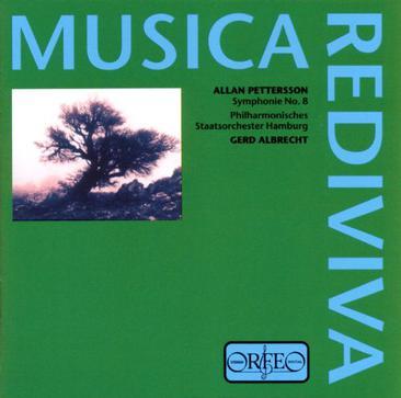 Allan Pettersson: Symphony No. 8