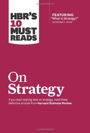 harvard business review must read books