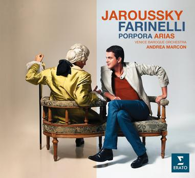 Philippe Jaroussky - Arias for Ferinelli by Nicola Porpora