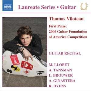Thomas Viloteau: Guitar Recital