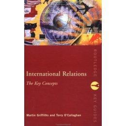 International Relations:The Key Concepts