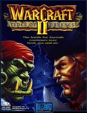 魔兽争霸2:黑潮 Warcraft II: Tides of Darkness