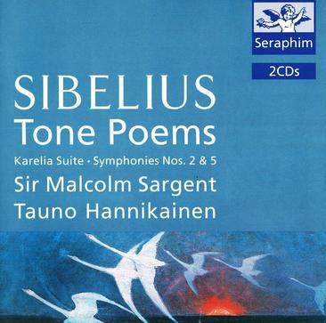 Sibelius: Finlandia Op26/7; En Saga Op9