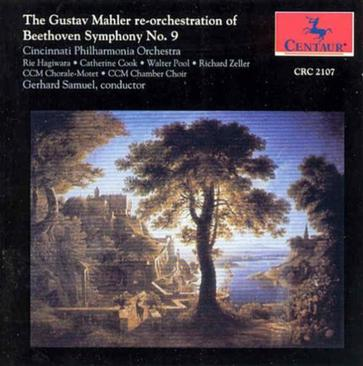 The Gustav Mahler Re-Orchestration of Beethoven's Symphony No. 9 (Final Version)