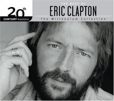 The Best of Eric Clapton: 20th Century Masters - The Millennium Collection (Eco-Friendly Packaging)
