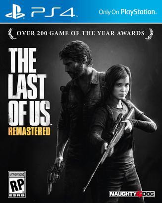 最后生还者 重制版 The Last of Us Remastered