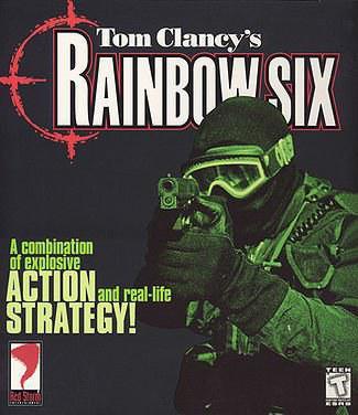 彩虹六号 Tom Clancy's Rainbow Six