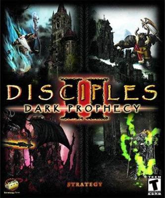 圣战群英传II:黑暗崛起 Disciples II: Dark Prophecy