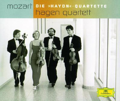 Mozart - The 'Haydn' Quartets