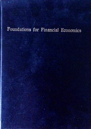 Finance foundation subject