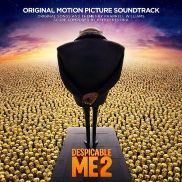Pharrell Williams... - Despicable Me 2