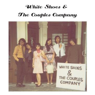 White Shoes The Couples Company Windu Defrina