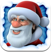 会说话的圣诞老人 - Talking Santa (iPhone / iPad)