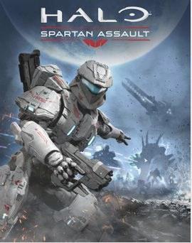 光环:斯巴达突袭 Halo:Spartan Assault