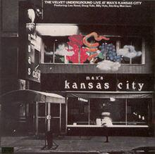 Live at Max's Kansas City Ny 1978