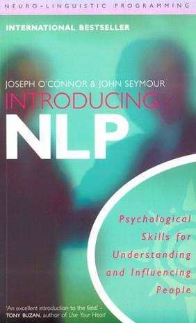 neuro linguistic programming books pdf