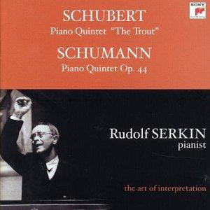 "Schubert: Piano Quintet (""The Trout""); Schumann: Piano Quintet, Op. 44"