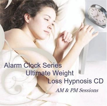 Ultimate Weight Loss AM & PM Sessions Hypnosis CD