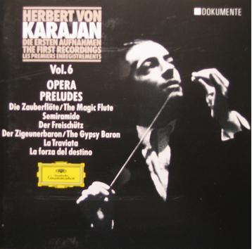 Karajan, The first recordings Vol.6