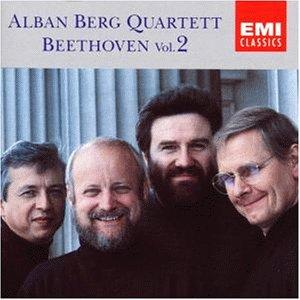 Beethoven String Quartets Vol.2 (live, 4 CDs)